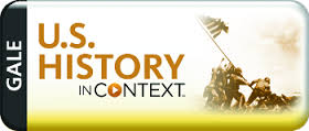 Gale U.S. History in Context Icon