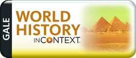 Gale World History in Context Icon