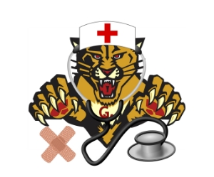 cougar health logo